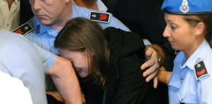 Amanda Knox maintains she was treated harshly by Italian authorities, who she claims manipulated a confession out of her
