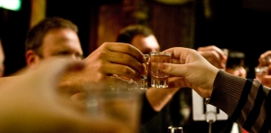 Toasts are a central part of social tradition in Russia - but don't think you'll get away with just saying 'Cheers'